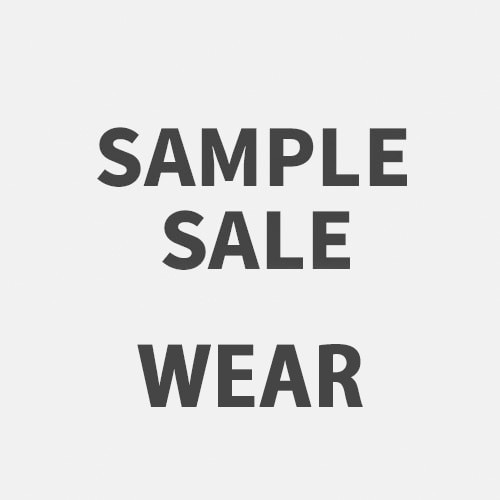 SAMPLE SALE WEAR-2