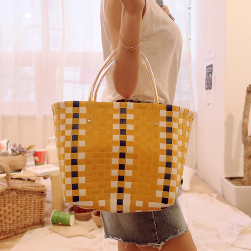 lollipop basket bag